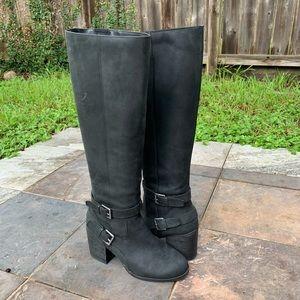 🎁HOST PICK🎁Steve Madden leather knee high boots